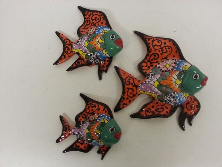 Mexican Terracotta Wall Sconces : 1000+ images about Under The Sea on Pinterest Fish, Belly painting and Sea slug