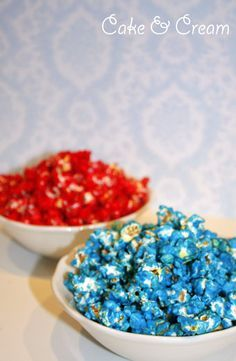 Palomitas Dulces de Colores