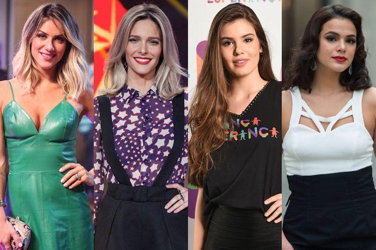 Você sabe qual a altura das famosas brasileiras? Veja a lista e descubra!