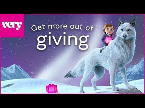 Very.co.uk Christmas Advert 2017 - Get More Out of Giving - YouTube