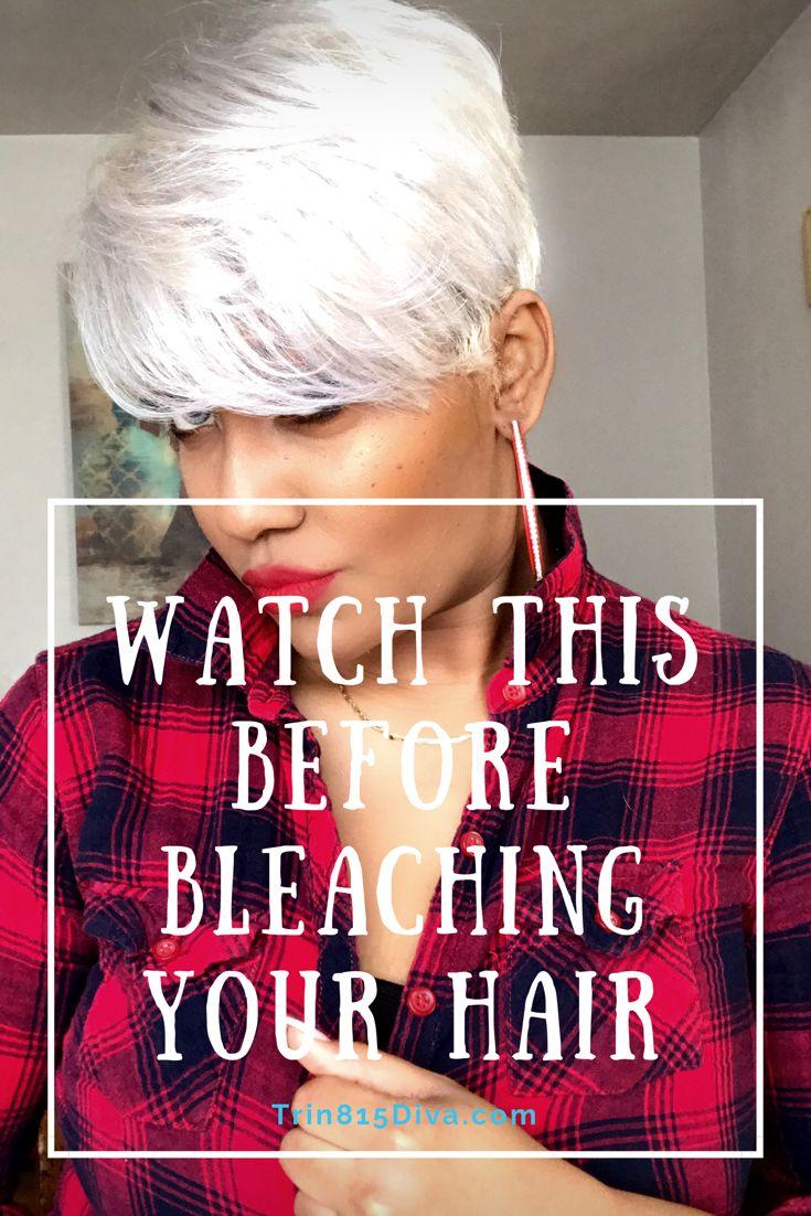 Hair saving tips if you plan on bleaching your hair. I give you the lowdown on conditioners, protectants, and how to prep hair ahead of time to bleach without damaging your hair