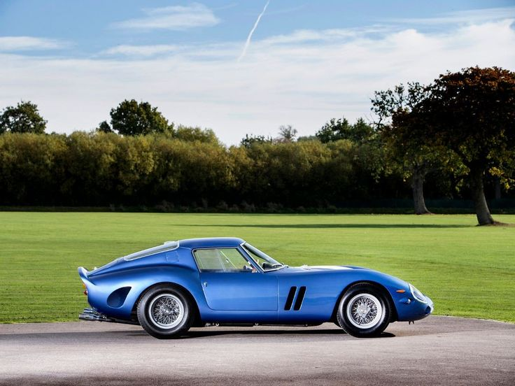 Ferrari 250 GTO From 1962 Is Currently The Worldu0027s Highest Valued Car.