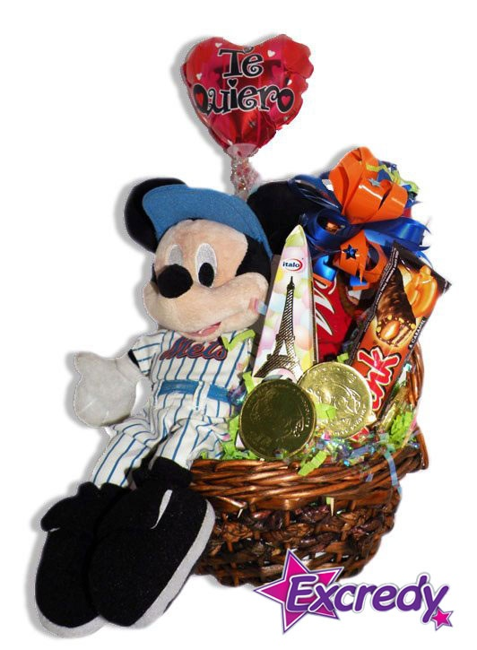 Ancheta Dulce Mickey... ¡Comunícate con nosotros para darle vida a tus detalles! Celular: 311 313 01 52 Fijo: 4328101 - 4477830 Email: m.excredy@gmail.com