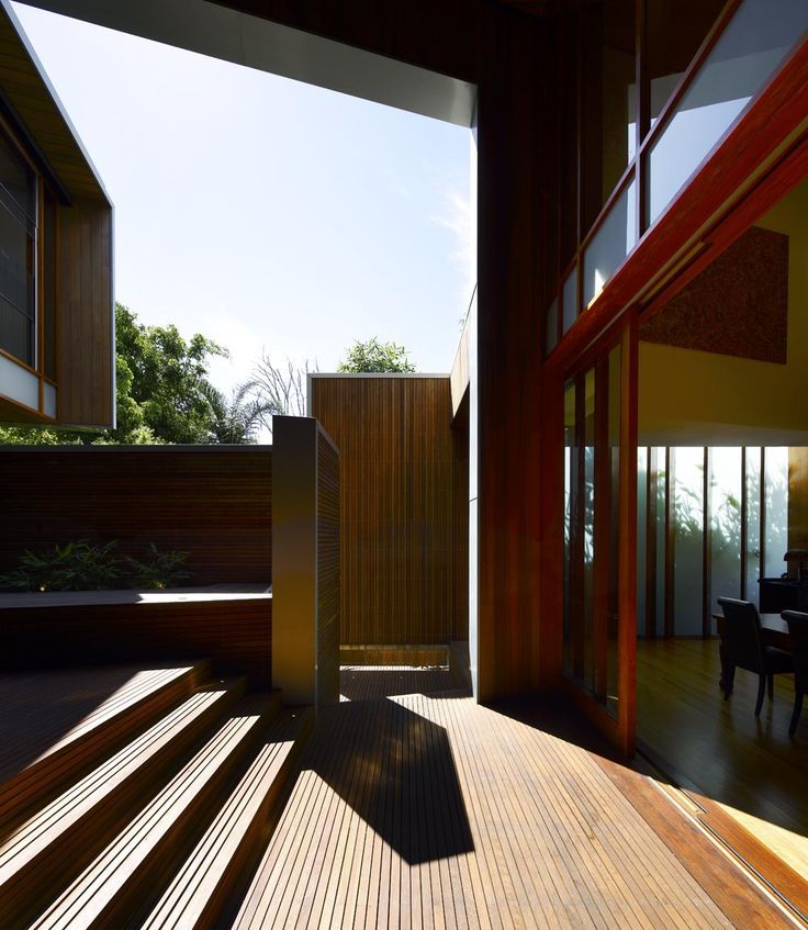 Arbour House - Richard Kirk Architect