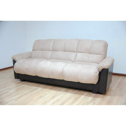 Sleeper Sofas Get the Primo Ara Futon Sofa Bed with Storage at an always low price from Walmart