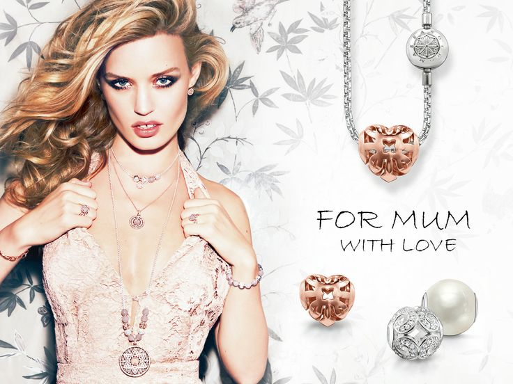 "Mother´s Day is coming. This year it´s all about #ForMumWithLove"". Discover the wonderful specially designed THOMAS SABO Mother's Day special as well as many magical gift ideas…"
