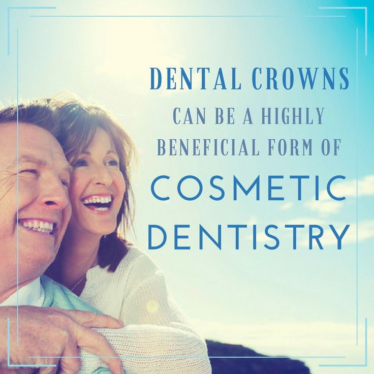 Dental Crowns can be a Highly Beneficial Form of Cosmetic Dentistry