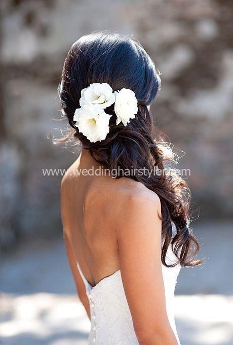 Hochzeitsfrisuren für die Braut | Neue Brautfrisu…
