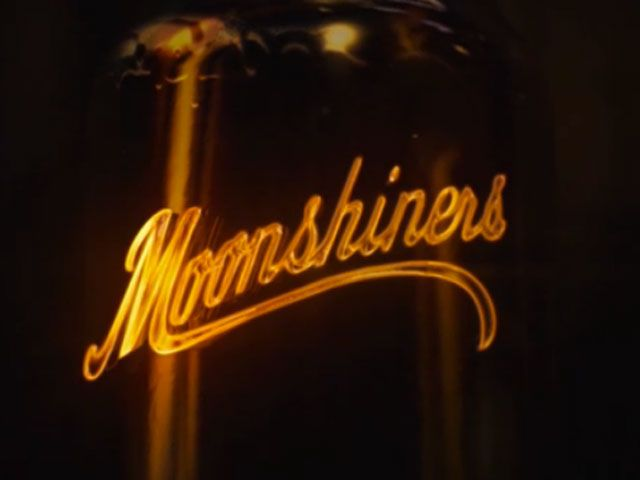 This is a tv show I watch on the discovery channel and it is called moonshiners. A moonshiner makes alcohol which is illegal where they are. They run from the police and have a risk of going to jail.
