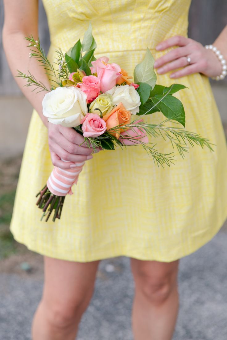 49 best yellow bridesmaid dresses images on pinterest yellow cute yellow dress for bridesmaids from modcloth photo by brittney kreider ombrellifo Choice Image