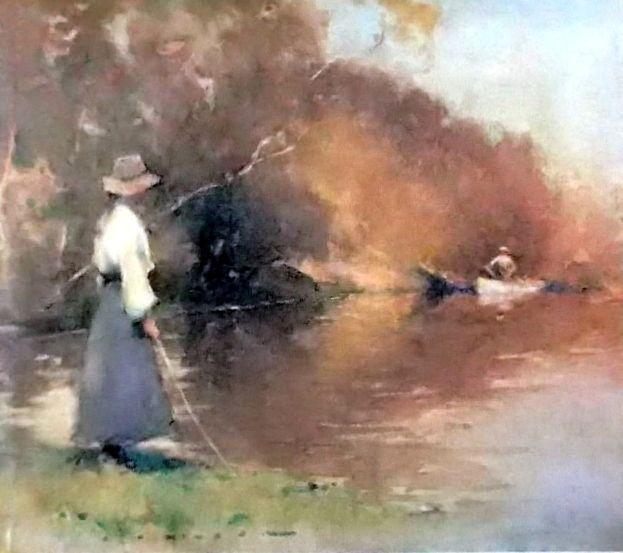creative effort: J J Hilder (1881-1916), pioneer watercolourist