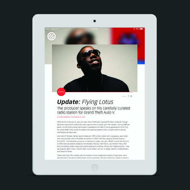 Introducing Pitchfork Weekly, Our New App | News | Pitchfork