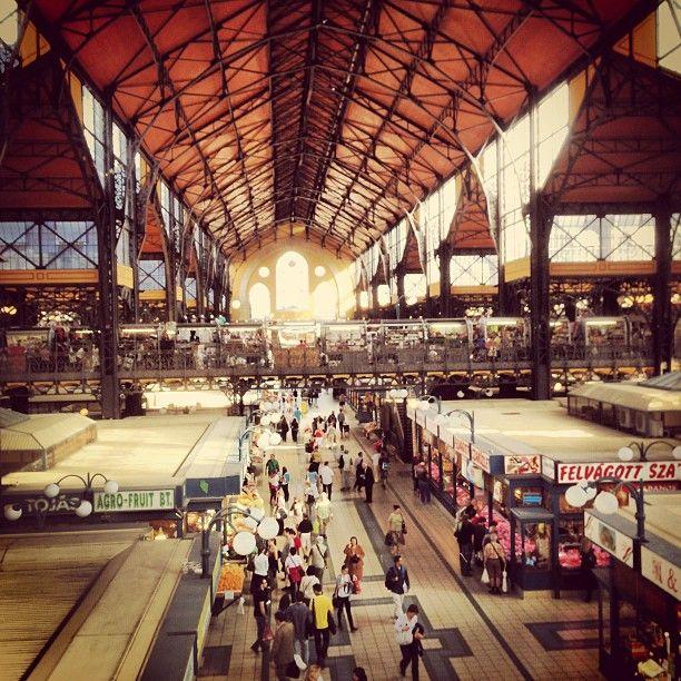 Vásárcsarnok | Central Market in Budapest, Budapest