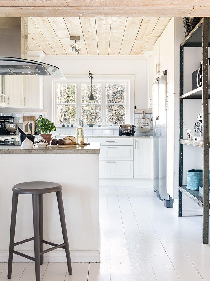 Airy Kitchen Kitchen Love Kitchen Dining Room Kitchen Design Kitchen