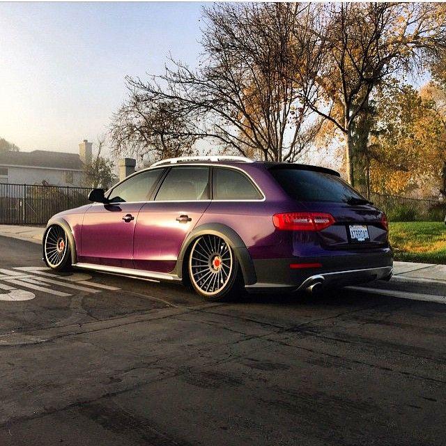 B8 allroad
