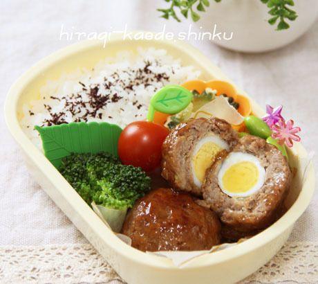 お弁当にも◎!うずら卵入りコロコロ照り焼きハンバーグ | 冬のひいらぎ 秋のかえで*shinkuのレシピ&ライフ