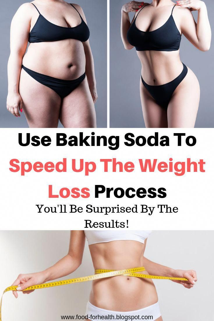 Beneath you will learn how to use baking soda for fast weight loss the right way…