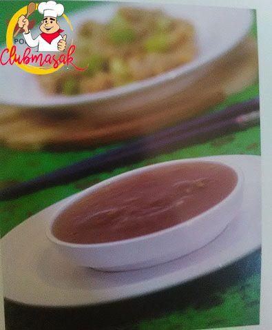 Resep Saus Cah (Stir Fry Sauce), Aneka Makanan China, Club Masak