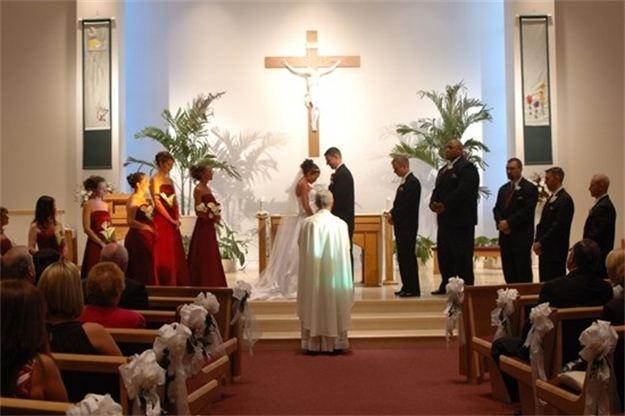 Simple Elegant Church Weddings By Simple Elegant Weddings
