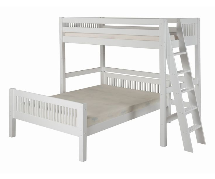 Buy the solid wood Camaflexi Twin over Full Size Loft Bed in a White finish. Best 25  Kids furniture warehouse ideas on Pinterest   Cot bunk