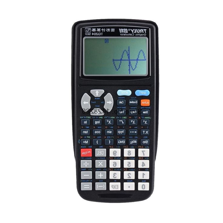 36.48$  Buy here - https://alitems.com/g/1e8d114494b01f4c715516525dc3e8/?i=5&ulp=https%3A%2F%2Fwww.aliexpress.com%2Fitem%2FTRULY-TG204-Scientific-Graphing-Calculator-SAT-Exam-Computer-Graphics-Programming-Genuine-Calculadora-Free-Shipping%2F32630897006.html - TG204 Scientific Graphing Calculator Color SAT Exam Computer Graphics Programming Genuine Informatica Calculadora Cientifica