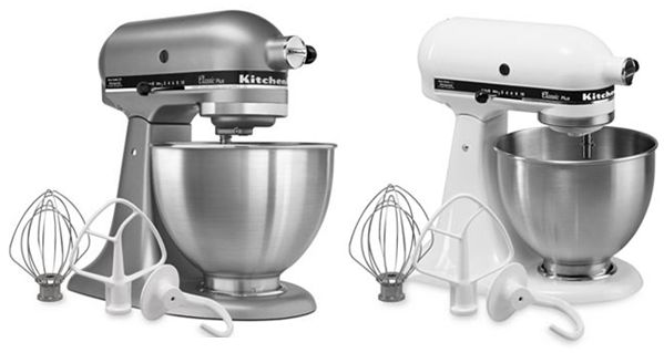 *HOT* KitchenAid Classic Plus 4.5-Qt Mixer Only $96.24 {after Kohl's Cash} from Kohls.com!