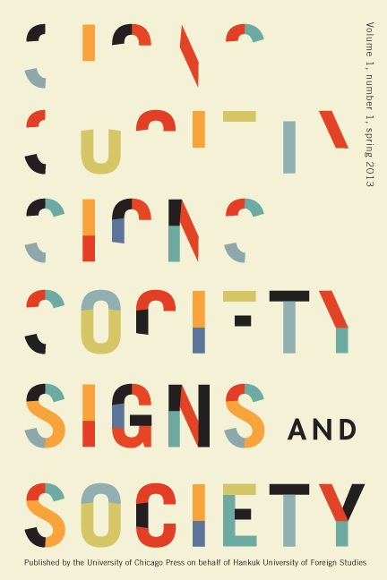 Signs and Society | David Drummond#cover #bookcover #book