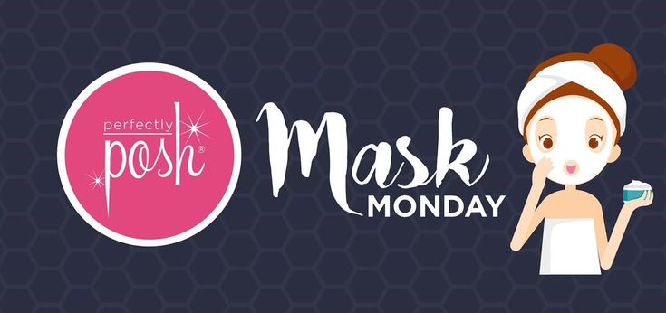 Its Mask Monday! What is your favorite Perfectly Posh Mask? https://www.perfectlyposh.com/feed-your-face/face-masks