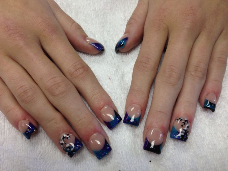 father's day nail designs