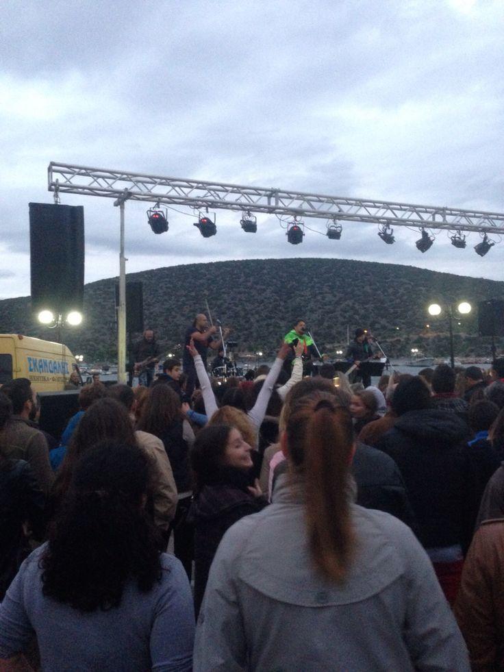 ...music festival 2014 #machairitsas