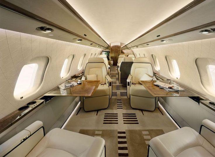 Alberto pinto architecture d 39 int rieur avion for Interieur avion
