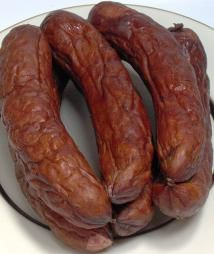 15 Polish Sausages You Will Love: Kiełbaski Myśliwska - Hunter's Sausage