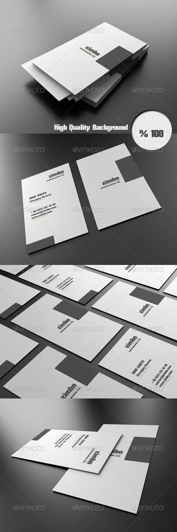 7 Best Edge Color Business Cards Images On Pinterest Business