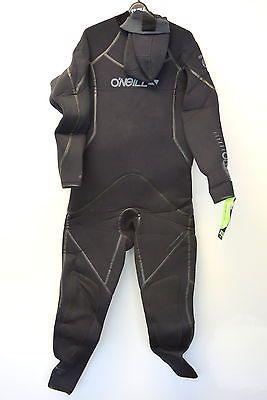 Men 16058: Oneill Mens 7Mm J-Type Hooded Scuba Wetsuit In Black BUY IT NOW ONLY: $242.19
