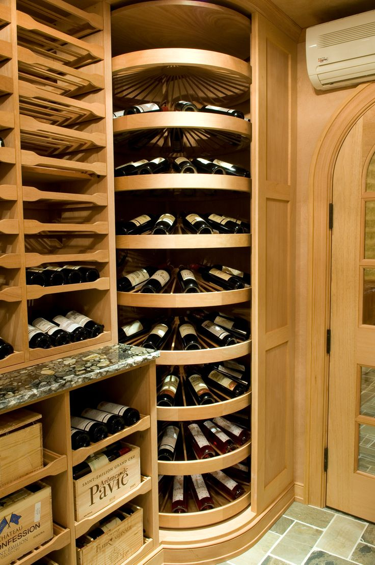 Custom wine cellar accessories entertainment for Wine cellar pinterest