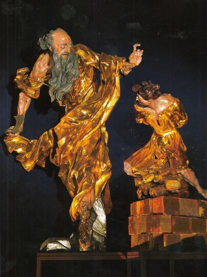 Sacrifice of Isaac | Discover Ukraine 2012