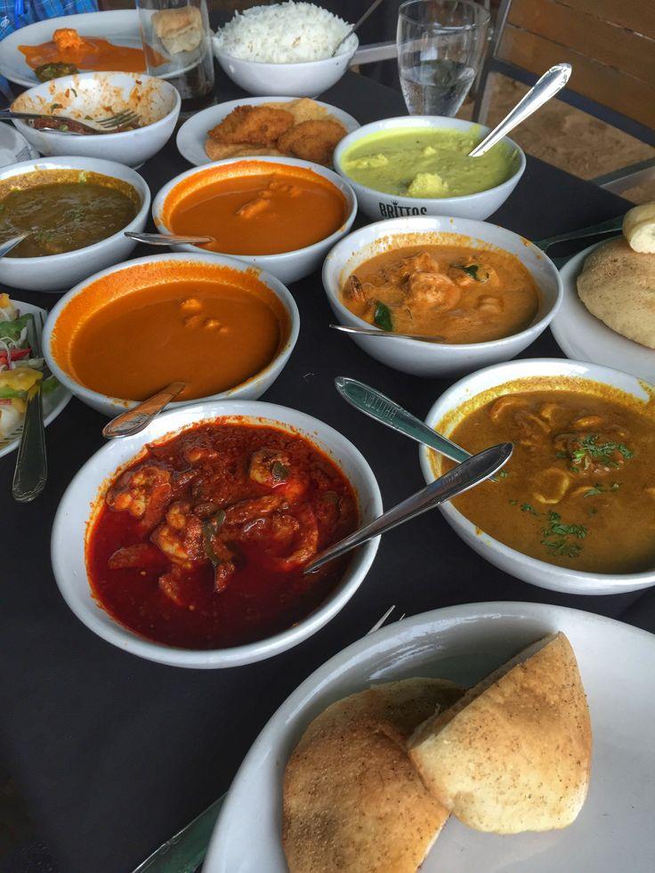 Currypalooza! So many incredible curries in Goa! www.finisterra.ca #culinarytours #incredibleindia