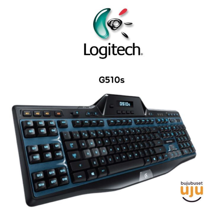 Logitech G510s Gaming Keyboard  IDR 1.430.000