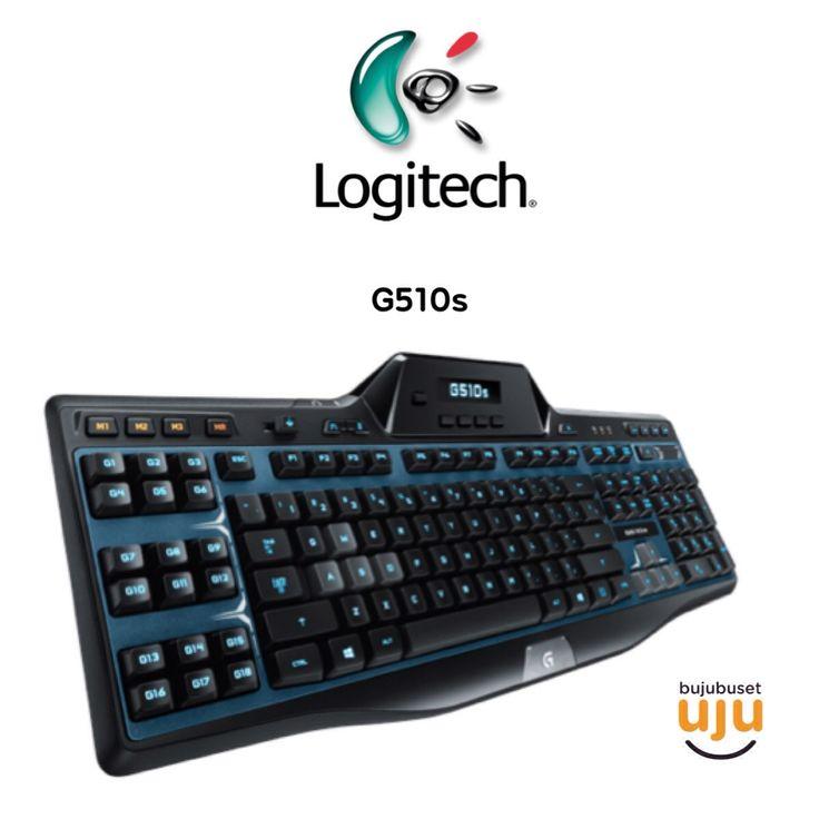 Logitech G510s Gaming Keyboard  IDR 1.430.000