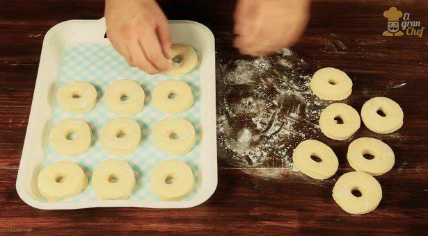 Cómo hacer donas caseras - El Gran Chef