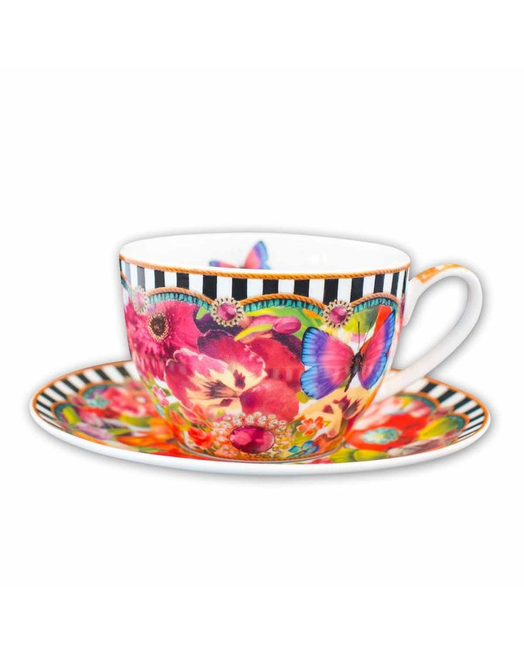 Cappuccino cup & Saucer Eliza 250 ml