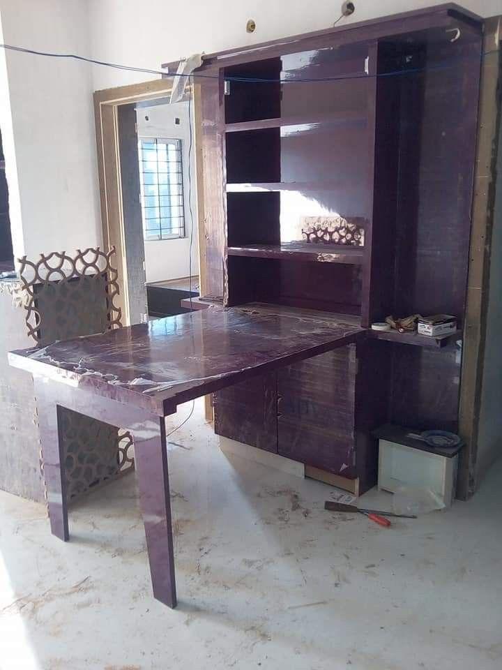 Karan Jangid Lcdunit Side View: Folding #dining Table Karan Jangid