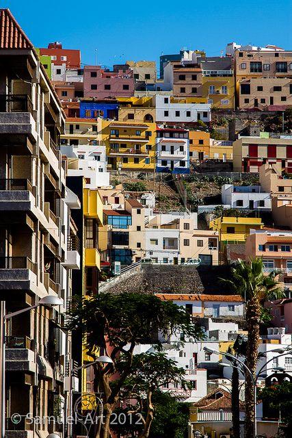 San Sebastián de La Gomera.