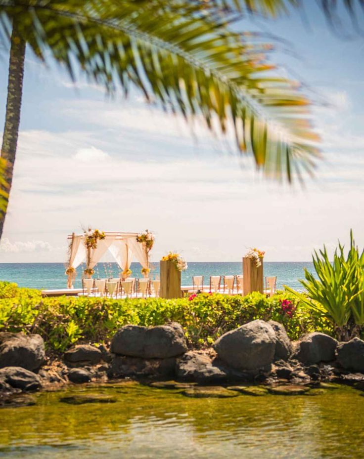 A Hawaii wedding seems like a fantasy, but Hawaii travel is easier than you think. Here's where to wed, whether you're on a budget or pulling out all the stops.