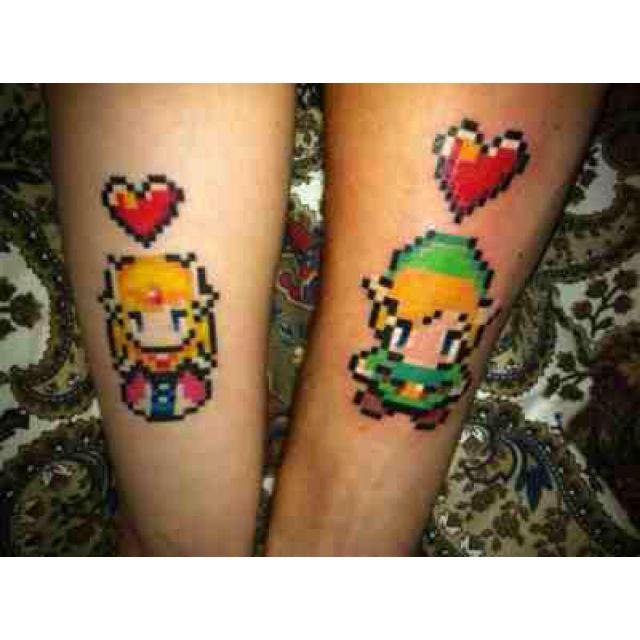 I would pick old fashioned Link and Zelda. :) | If I Got A