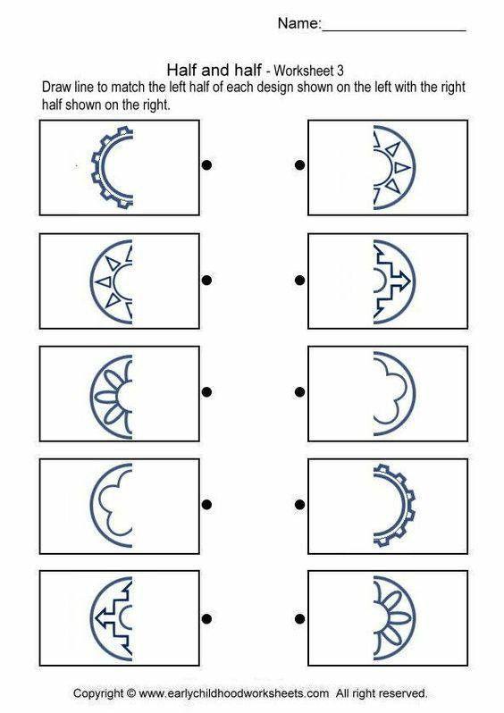 All Worksheets Line Symmetry Worksheets Free Printable – Line Symmetry Worksheets