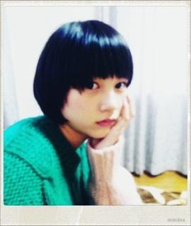 モミの木パーマ :: 07' nounen 能年玲奈オフィシャルブログ