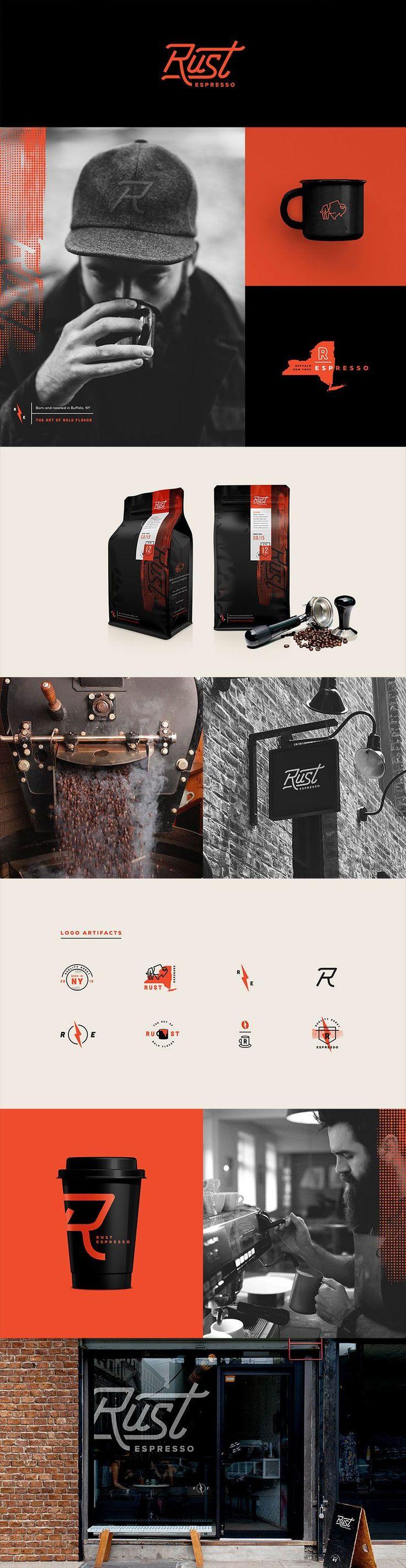 Rust Espresso by Farm Design