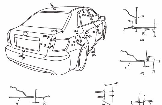 Subaru Impreza wrx 2008 - 2009 - Service Manual - Factory Service Manual ,  ,  http://www.carservicemanuals.repair7.com/?p=1713