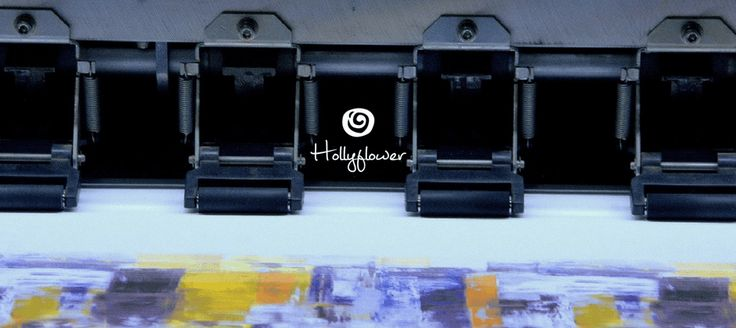Hollyflower | Sublimation Digital Printer